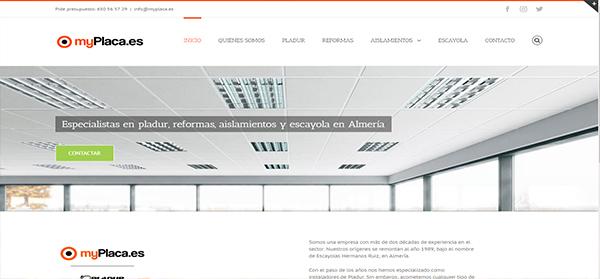 cliente web pladur